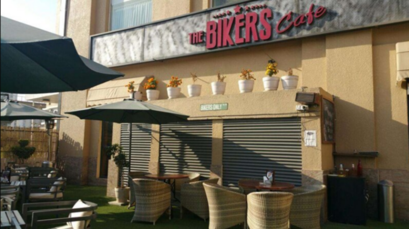 The Bikers Cafe - Sector 54 - Gurgaon Image