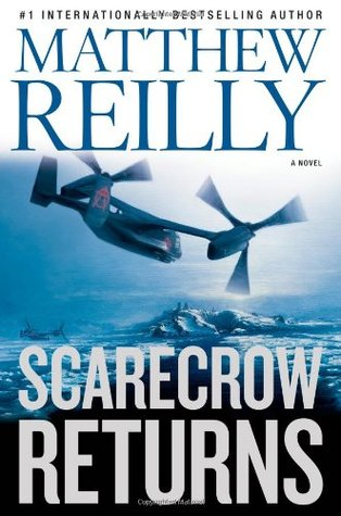 Scarecrow And The Army Of Thieves - Matthew Reilly Image