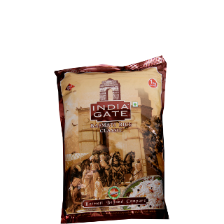 India Gate Basmati Rice Image