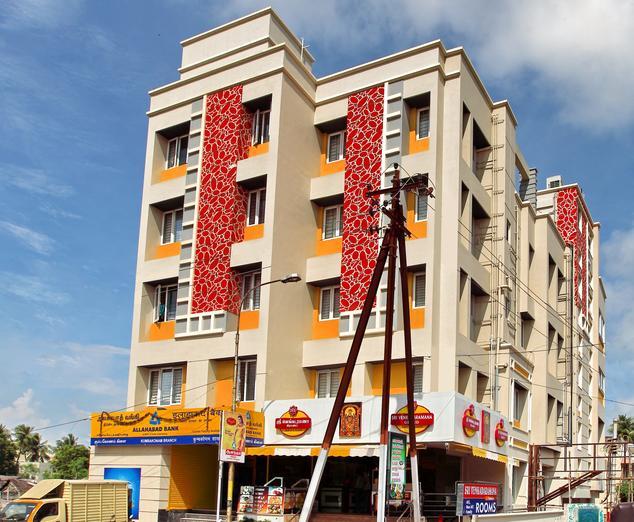 Hotel Sri Venkadaramana Towers - Kumbakonam Image