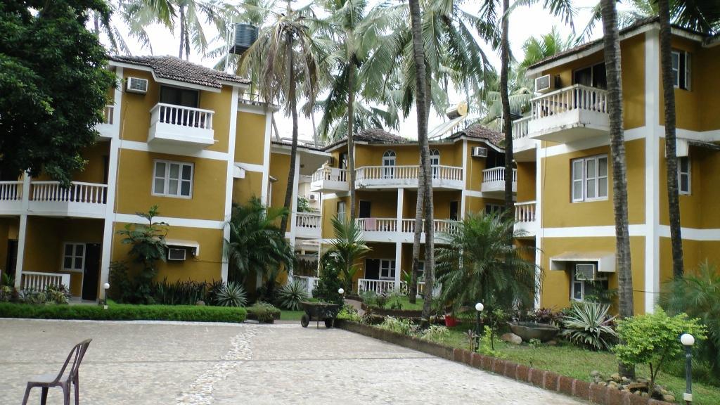 Palm Resort Saligao Calangute Hotel Reviews Room