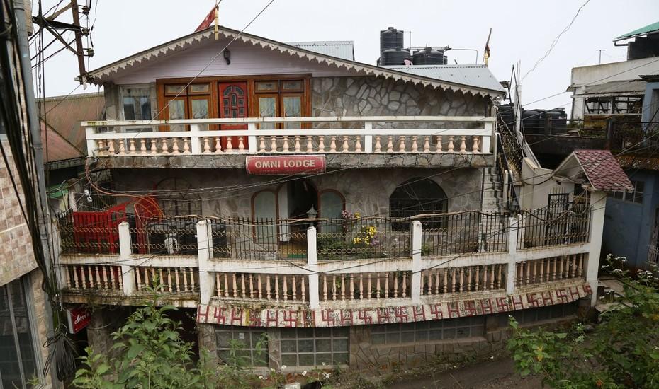 Omni Lodge - Chowrasta - Darjeeling Image