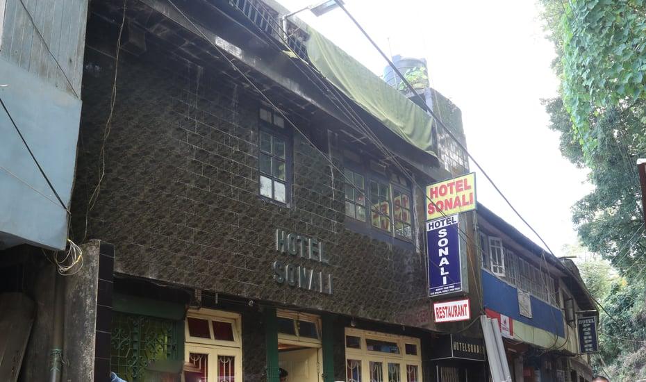 Sonali Hotel - Chowrasta - Darjeeling Image