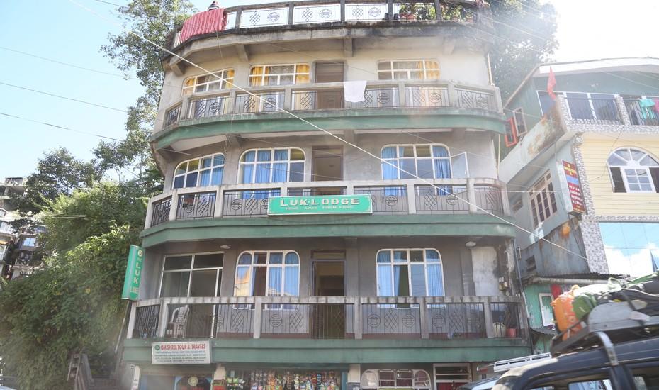 The Luk Lodge - Hill Cart Road - Darjeeling Image