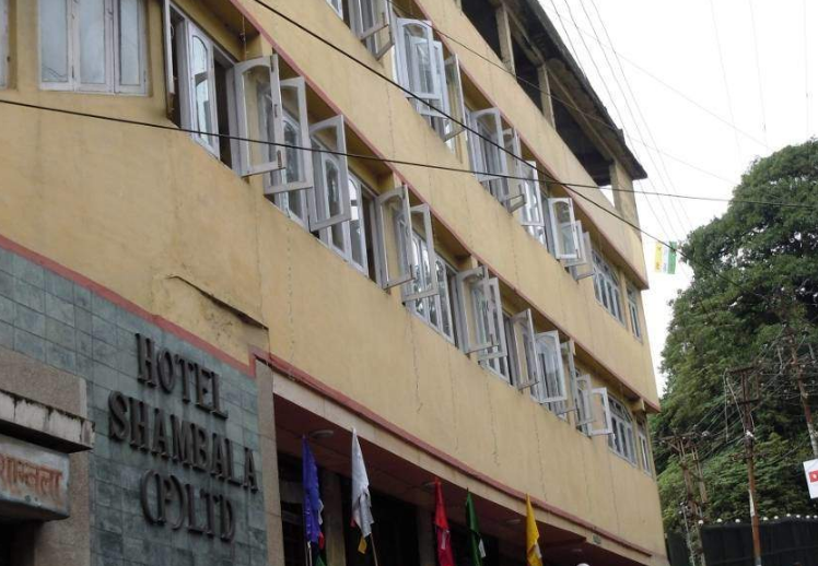 Shambala Hotel - New HD Lama Road - Darjeeling Image