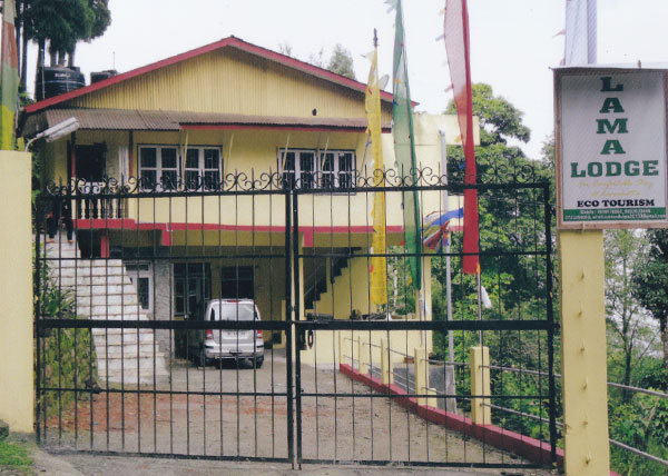 Lamahatta Lodge - PO Lamahatta - Darjeeling Image