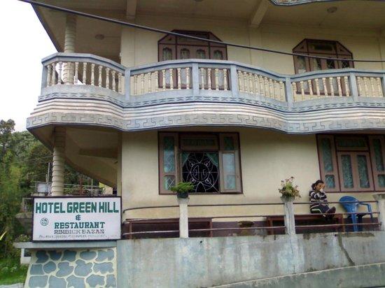 Hostel Hotel Green Hill - Rimbick Bazar - Darjeeling Image