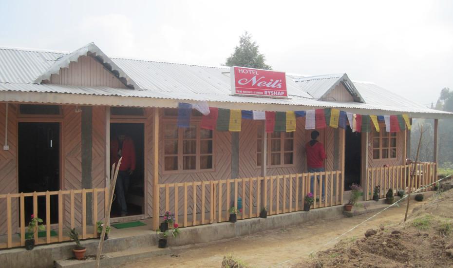 Hotel Neils - Rishyap - Darjeeling Image
