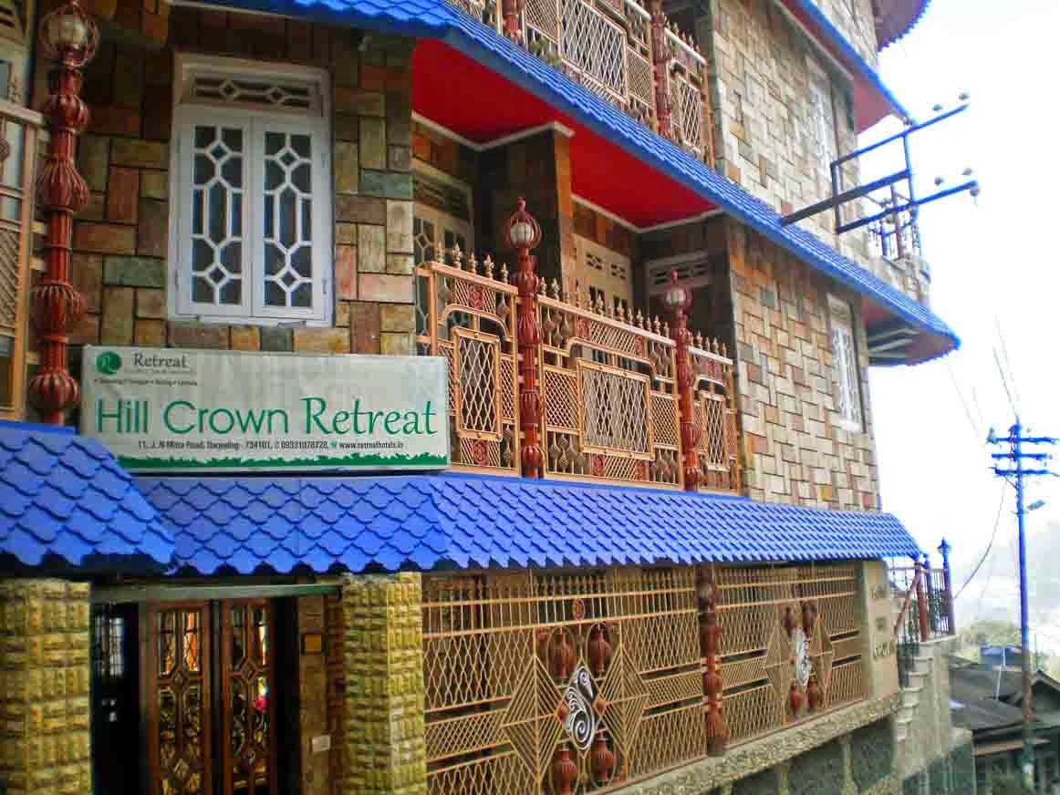 Crown Hotel - Darjeeling HO - Darjeeling Image