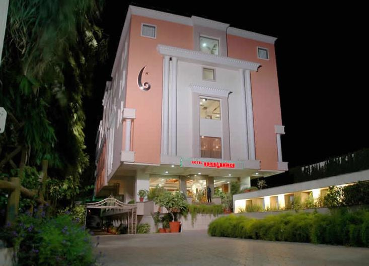 Hotel Apna Palace - Dhar Road - Indore Image