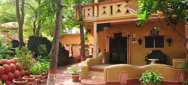 Nakhrali Dhani Resort - Tuko Ganj - Indore Image