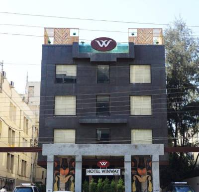 Hotel Winway - RNT Marg - Indore Image