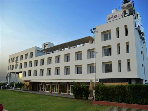 Hotel Waterlily - Nipania - Indore Image