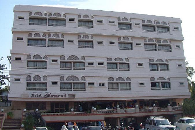 Hotel Samrat - MG Road - Indore Image