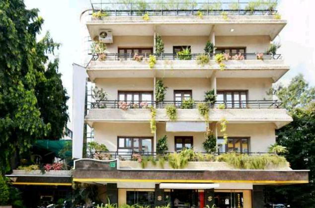 Hotel Santoor - Kanchan Bagh - Indore Image