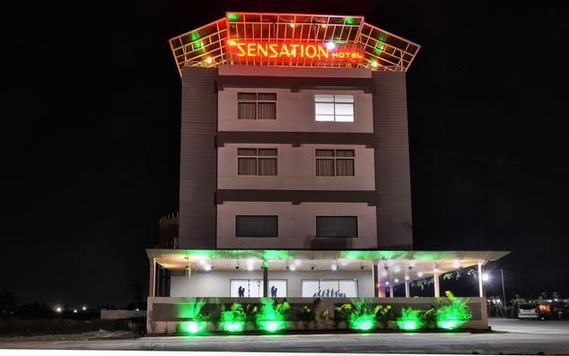 The Sensation Hotel - CAT Road - Indore Image