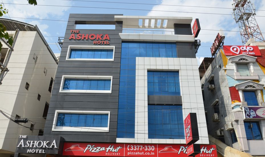 The Ashoka Hotel - Vijay Nagar - Indore Image