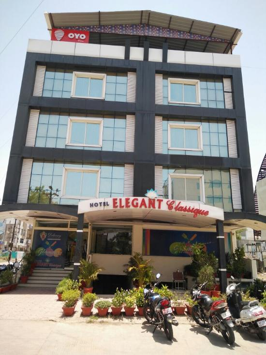 Hotel Elegant Classique - AB Road - Indore Image