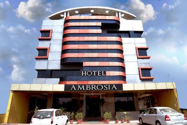 Hotel Ambrosia - Vijay Nagar - Indore Image