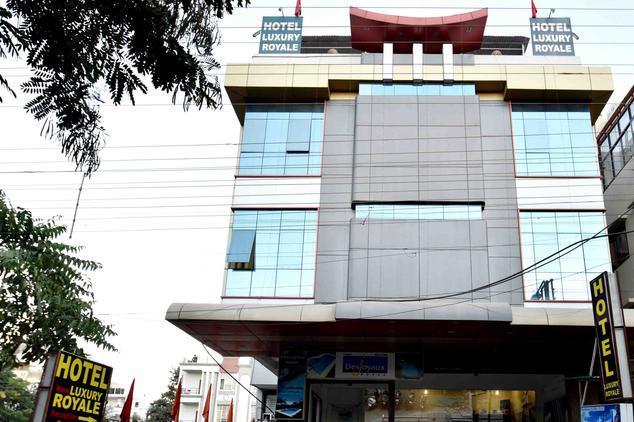 Hotel New Uday Palace - Vijay Nagar - Indore Image
