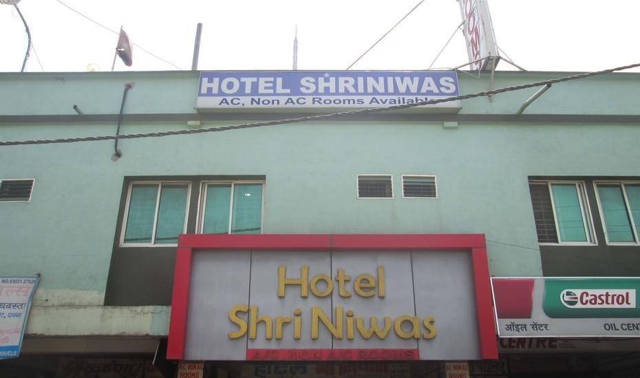 Shri Nivas Hotel - Janki Nagar - Indore Image