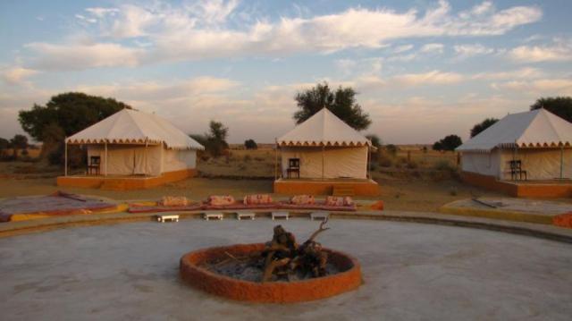 Damodra Desert Camp - Damodra - Jaisalmer Image