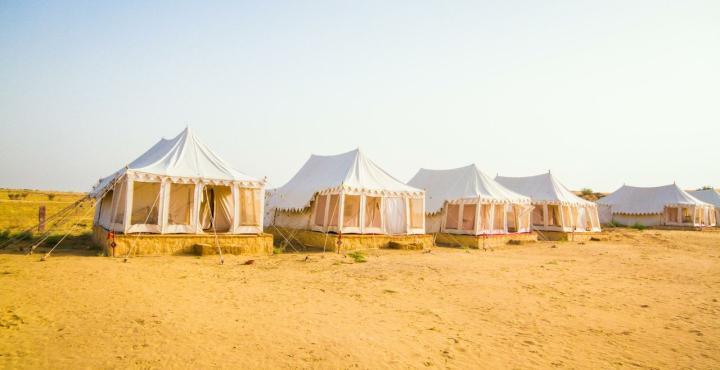 Prince Desert Camp - Sam Lakhamana Dunes - Jaisalmer Image