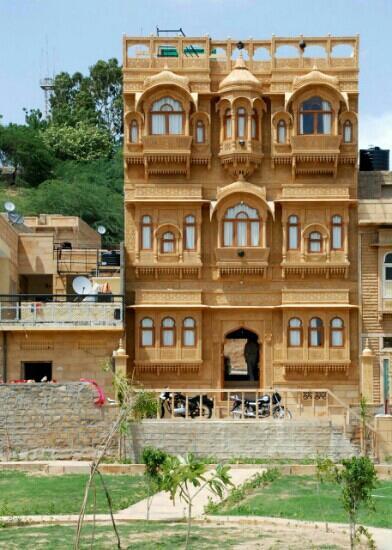 Hotel Saraswati Palace - Malka Pol - Jaisalmer Image