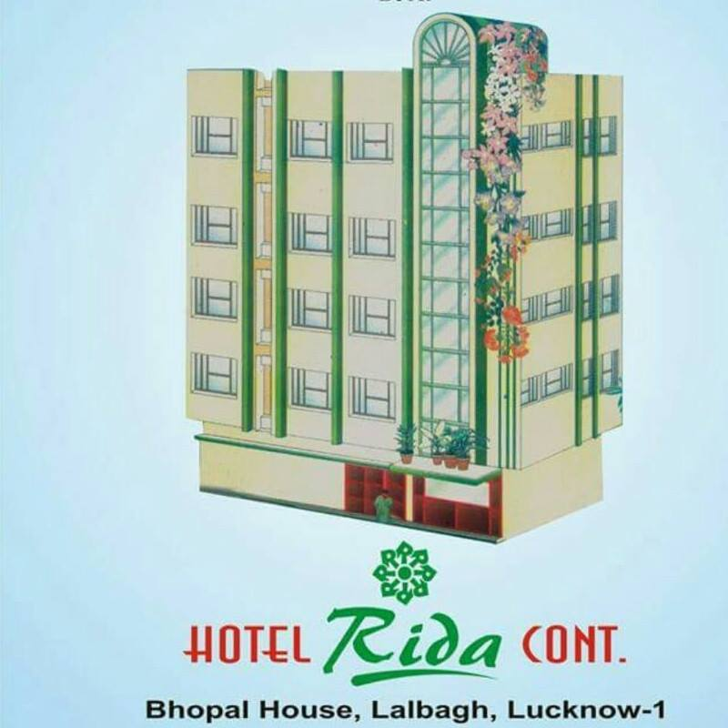 Rida Continental Hotel - Lalbagh - Lucknow Image