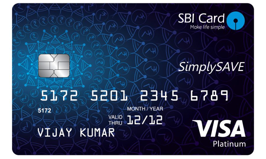 Card Save Online Payment Credit Sbi Simply Card India Reviews Statement Service
