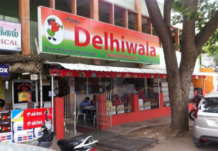 Ajay's Delhi Wala Sweet Home - Gandhipuram - Coimbatore Image