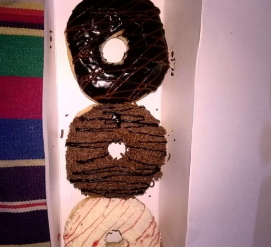 Mukil's Donut World - RS Puram - Coimbatore Image