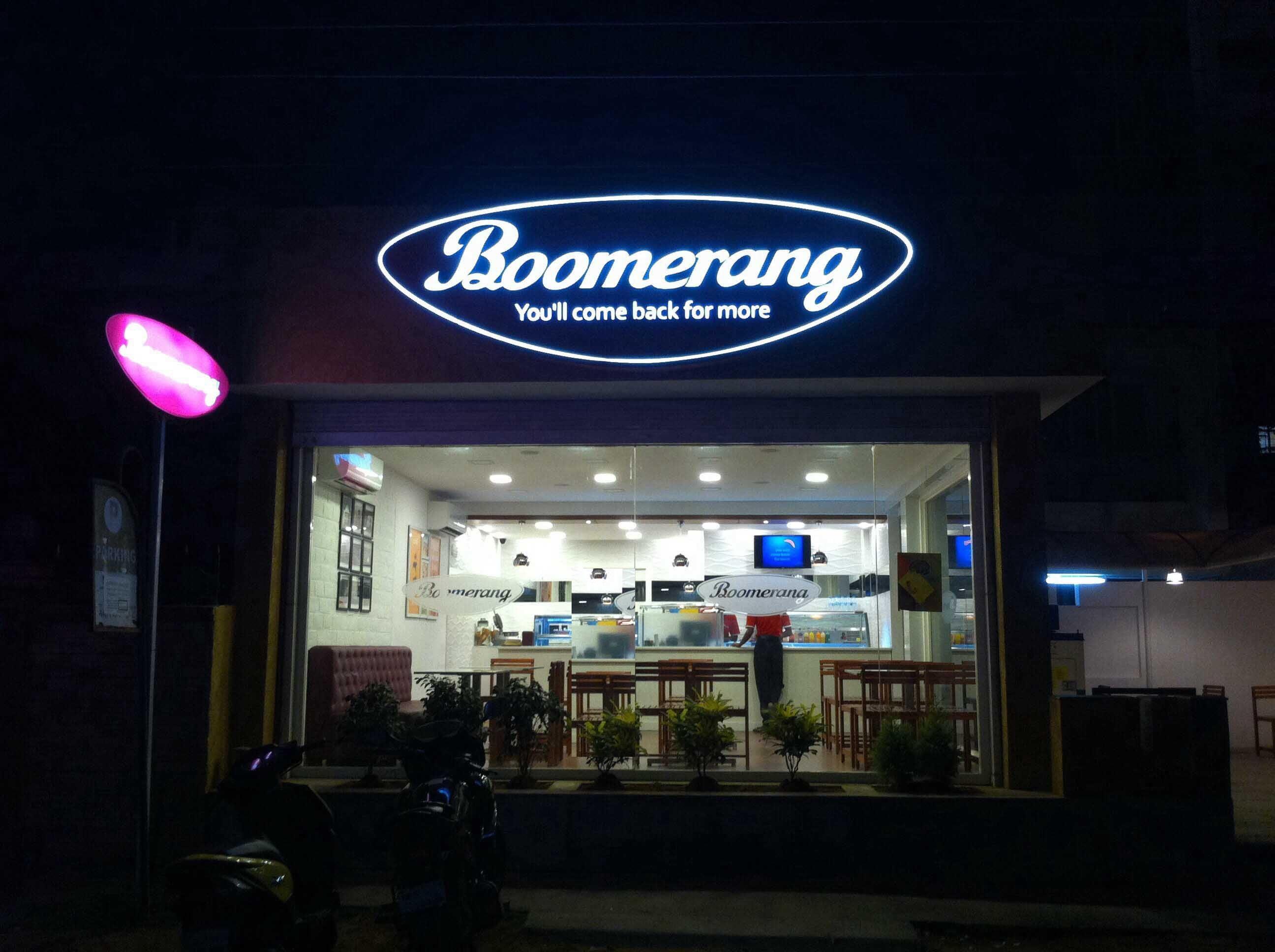 Boomerang - RS Puram - Coimbatore Image