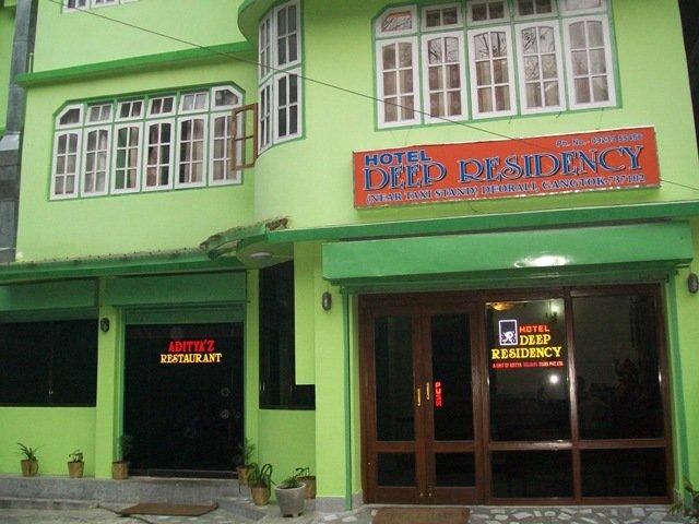 Hotel Deep Residency - Deorali - Gangtok Image