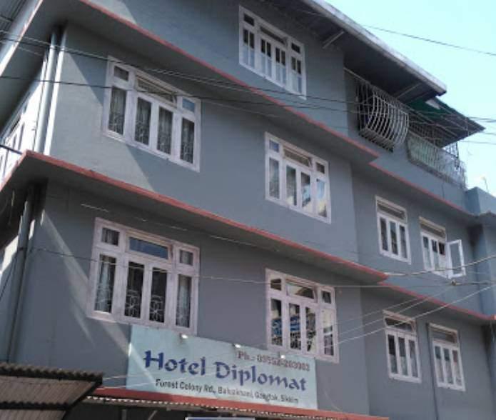 Diplomat Hotel - Sungava - Gangtok Image