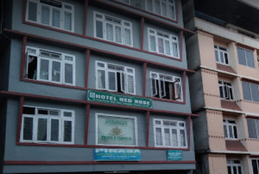 New Hotel Red Rose - Vishal Gaon - Gangtok Image