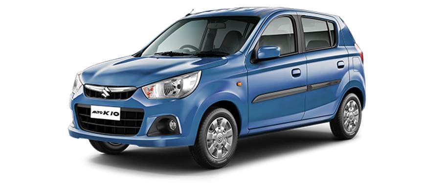 Maruti Suzuki Alto K10 VXI AGS Optional Image