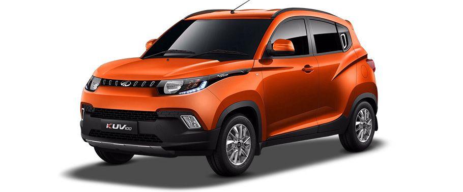 Mahindra KUV 100 K8 Petrol Image