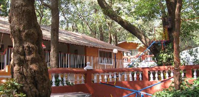 Sayeban Hotel - Mahatma Gandhi Road - Matheran Image