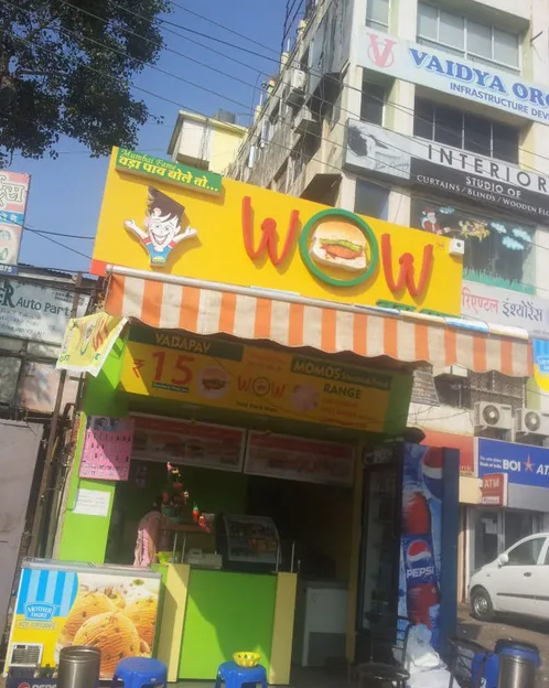 WOW Vada Pav - RNT Marg - Indore Image