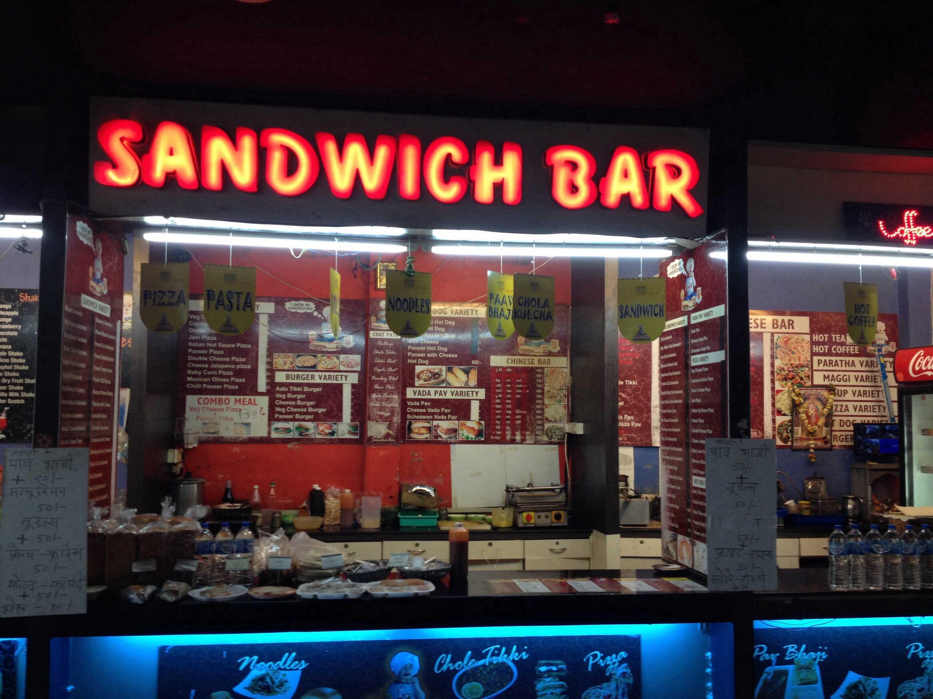 Sandwich Bar - RNT Marg - Indore Image