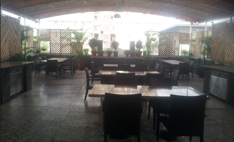 The Deck - RNT Marg - Indore Image