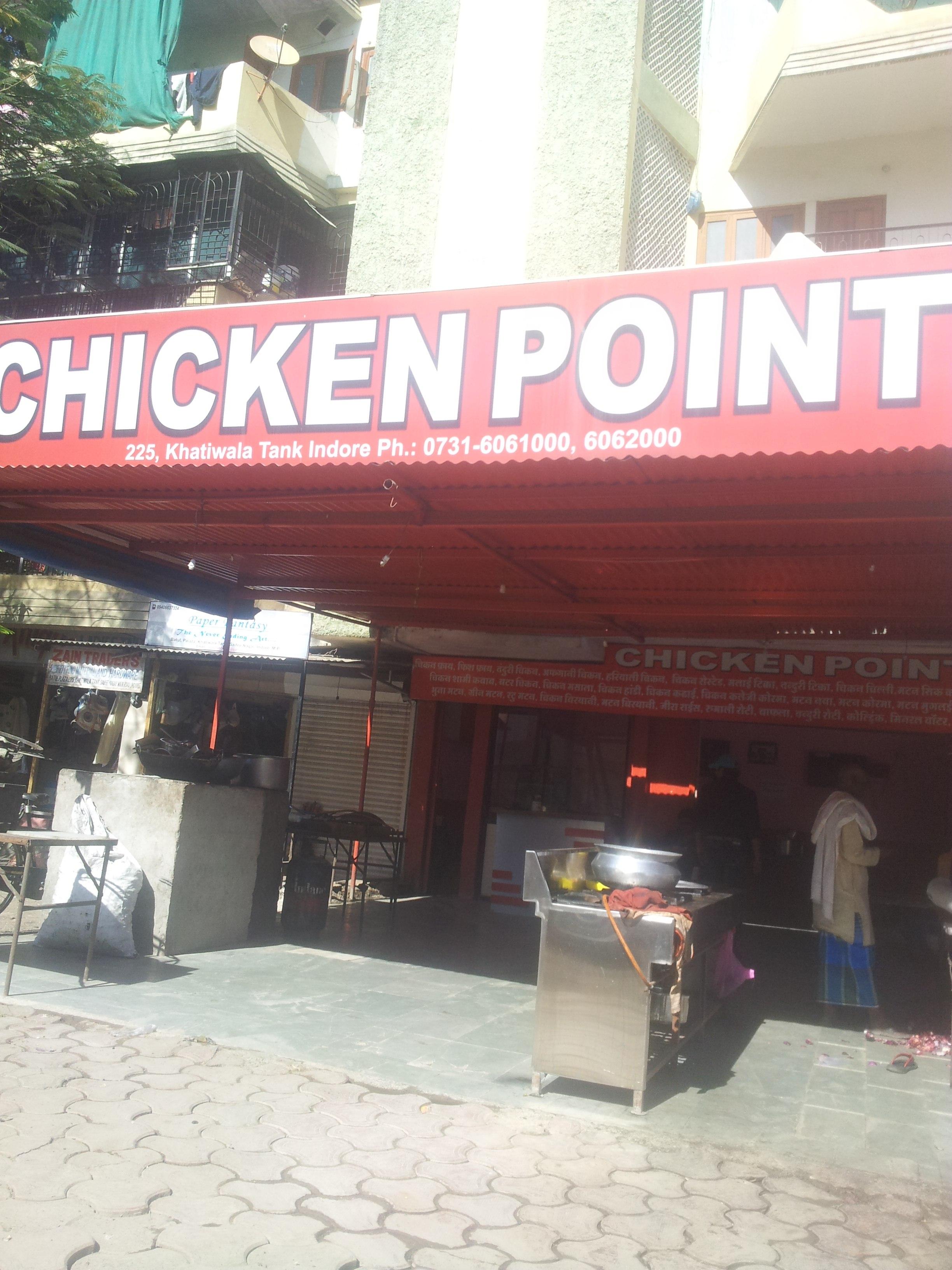 Chicken Point - Sapna Sangeeta - Indore Image