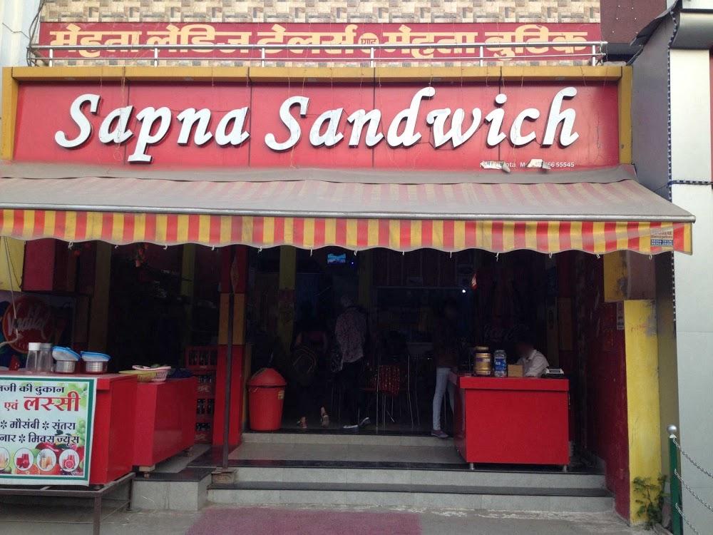 Sapna Sandwich - Sapna Sangeeta - Indore Image