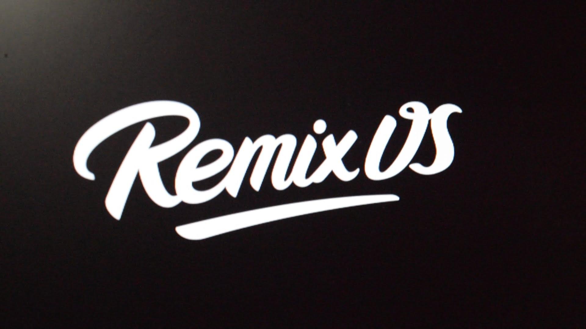 Remix OS Image