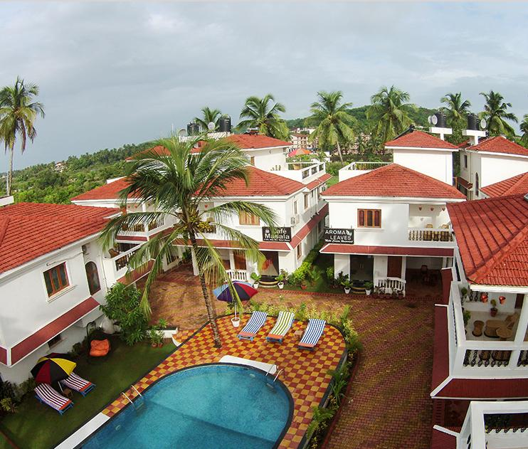 Aromiaa Villas - Arpora - Goa Image