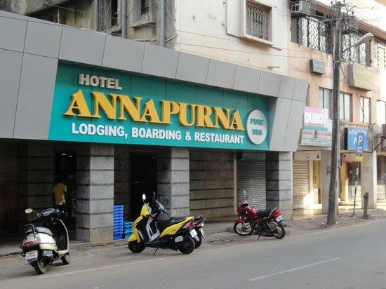 Annapurna Hotel - Vasco da Gama - Goa Image