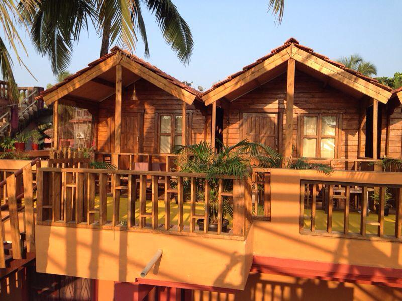 Stanleys Guest House Baga Goa Image