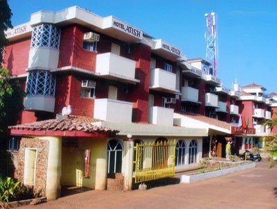 Atish Hotel - Ponda - Goa Image