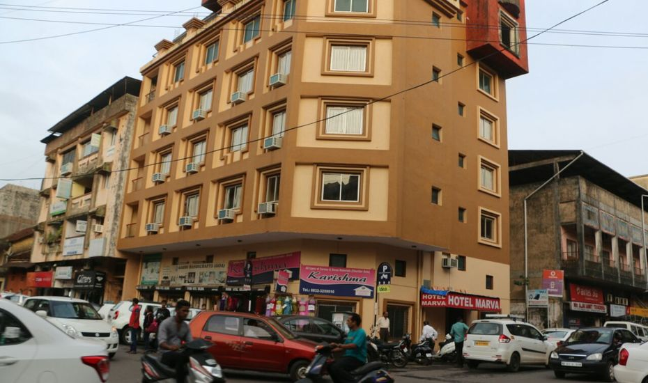 Hotel Marva Panjim Goa Hotel Reviews Room Booking Rates